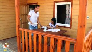Bungalows Camping La Rosaleda - Conil De La Frontera -