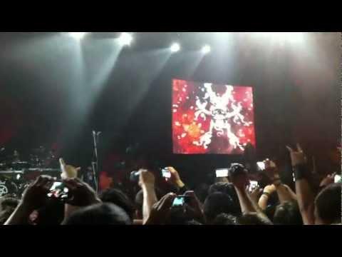 Arch Enemy Chile 2012 - Revolution Begins