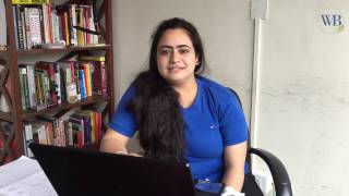 WB Team Speak: Neharika Bhat