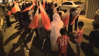 preview picture of video 'Bahrain |واديان : مسيرة لن ننسى أحمد فرحان 15-3-2013'