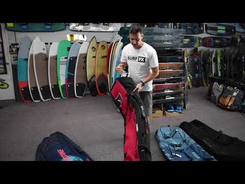 Kiteboard Travel Bag Review