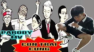 """CON TRAI CƯNG - BRAY x MASEW   MV PARODY   Phiên bản """"TRẺ TRÂU"""""""