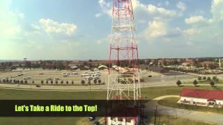 Jump Towers - Airborne School, Fort Benning, GA