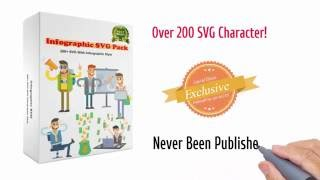 Infographic SVG Pack Review - Introduction  |  Hippo Review