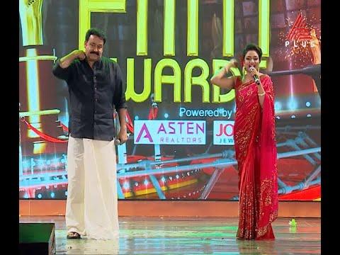Asianet Film Awards 2016 show screenshot