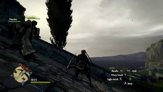 Dragon's Dogma Dark Arisen When the World Difficulty Mod Author Gets Bored Things happen