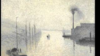 L'Île Lacroix, Rouen [The Effect of Fog] (Pissarro)