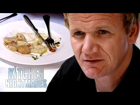 Chef Makes One of Gordon's Dishes and He's Not Happy | Kitchen Nightmares UK