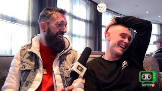 Jah1 full interview with The Labtv Ireland | Flavours Album Out Now | Irish Artist | Rap Artist