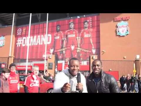 Andy Tate To Score 2!   CheekySport Pre Match Banter   Liverpool vs Manchester United