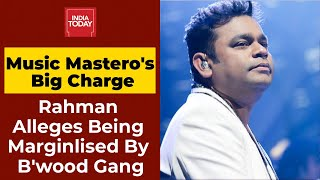 Music Maestro AR Rahman Says There Is A Gang Preventing Him From Getting Work In Bollywood - Download this Video in MP3, M4A, WEBM, MP4, 3GP