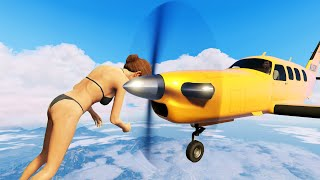 TOP 50 FUNNIEST FAILS IN GTA 5