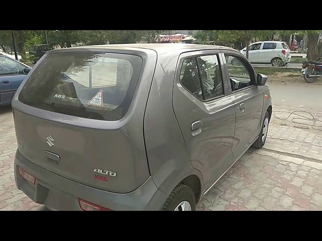Suzuki Alto VXL 2019 Video