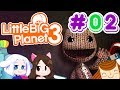 RSP - Little Big Planet 3 - Ep. 02: Dirigeable de Newton
