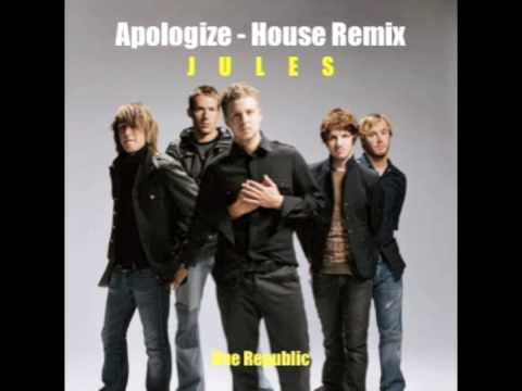 OneRepublic/Apologize Remix-Jules