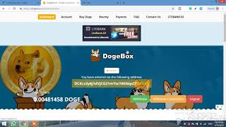 EARN FREE DOGECOIN 2019WITHOUT INVESTMENT