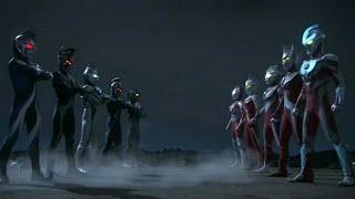 Ultraman ginga vs dark ultraman sub indo