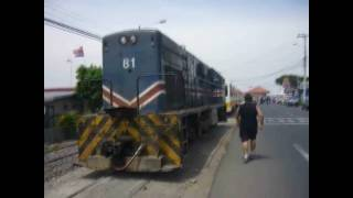 preview picture of video 'Inaguración del tren en San Antonio de Belén'