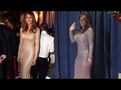 How Surgery Transformed This Woman Into A Melania Trump Look-Alike