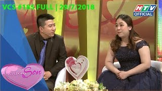 HTV VỢ CHỒNG SON | Hốt hoảng với anh chồng thích ngắm người đẹp | VCS #185 FULL | 29/7/2018