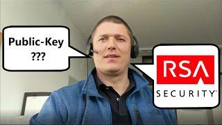 Warum wird der Modul in der offentlichen Schlussel-Kryptographie verwendet?