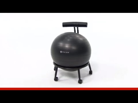 5 Best New Ergonomic Ball Chairs You Can Buy Online   2019 Christmas Gifts
