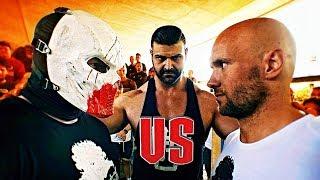The Faceless VS Thomas Faber - Strength Wars League 2K17 #17