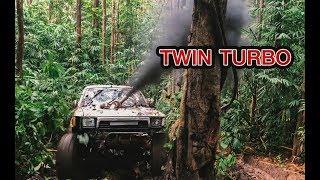 """ไมตี้เครื่อง KZ ฝาวีโก้ 16 วาล์ว Twin Turbo มหาชัยออฟโรด """"ผมไม่ยอม"""""""
