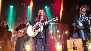 "Wynonna Judd & The Big Noise ""Love Is Alive"" live 11/3/18 Arlington Music Hall Arlington, TX"