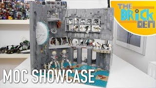 LEGO Star Wars Utapau (ORDER 66 EP 2)-MOC Showcase