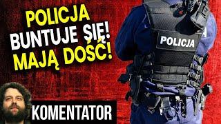 Policja Buntuje Się! Mają Dość Obstawiania Protestów jak Marsz o Wolność!