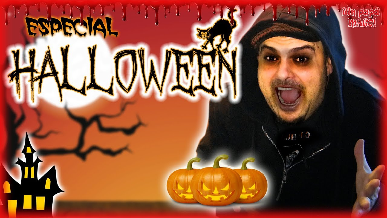TRUCO ESPECIAL HALLOWEEN | APRENDE MAGIA | is Family Friendly