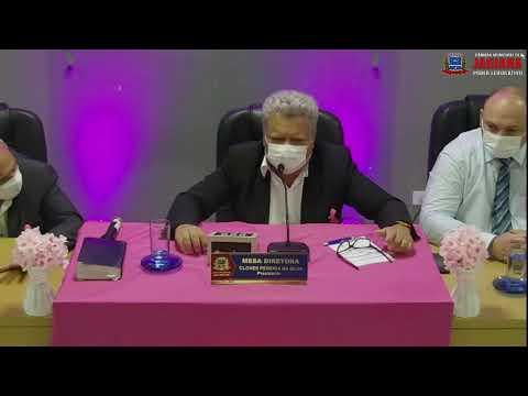 Sessão Ordinária - AO VIVO - 05/10/2021