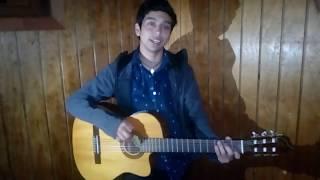 """Te Hubieras Ido Antes en """"Guitarra"""" cover Carlos Gabriel"""