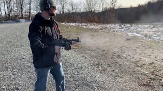 HK MP5: 100 Round BETA Mag Dump