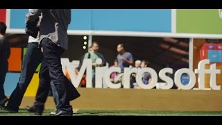 What's it like to work at Microsoft?