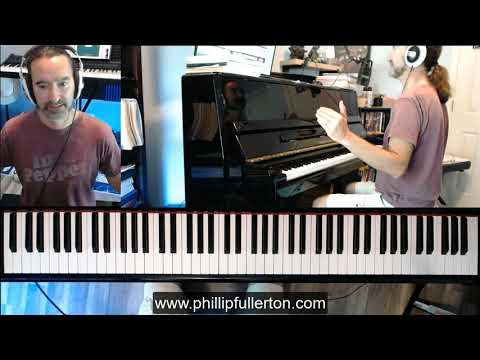 Learn the piano notes.
