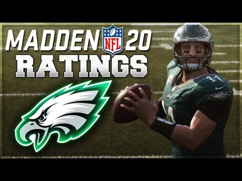 Wentz Will Be Most Slept On Player In Madden 20 | Philadelphia Eagles Madden 20 Ratings Predictions