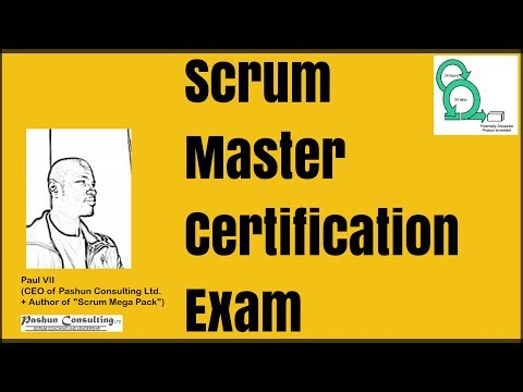 Scrum Master Certification Exam : How to use the scrum guide to get ...