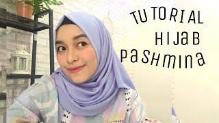 Tutorial Hijab Pashmina Simple #17 - indahalzami
