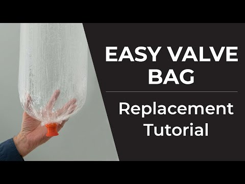 Volcano Vaporizer Easy Valve w/ Adapter Bag Replacement Tutorial
