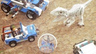 """""""Jurassic Pals"""" - LEGO Jurassic World - Mini Movie"""