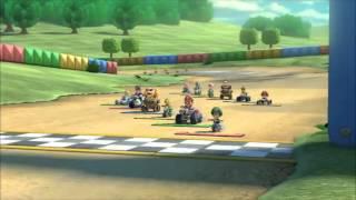 [Trailer] Mario Kart 8 - All 32 Tracks Footage