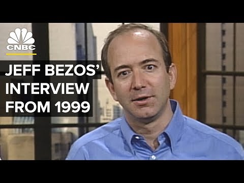 Jeff Bezos 1999 Interview One Of Amazon S Early Failures Haystack Tv