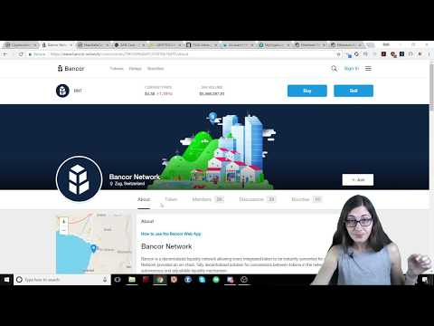 How to Use Bancor.Network to Convert ERC20 Tokens to Buy Fitrova (FRV) Tokens