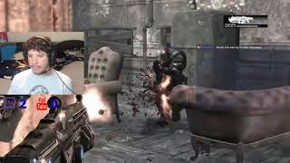 Gears of War part 3 (-^_^-): its classic GOW time ma bois 😆#SupportAllStreamers