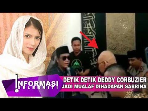 Deddy Corbuzier Resmi Masuk Islam, Sabrina Chairunnisa Ucap Syukur