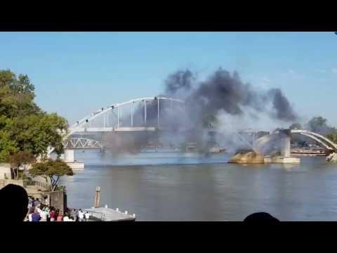 nieudane wyburzenia mostów