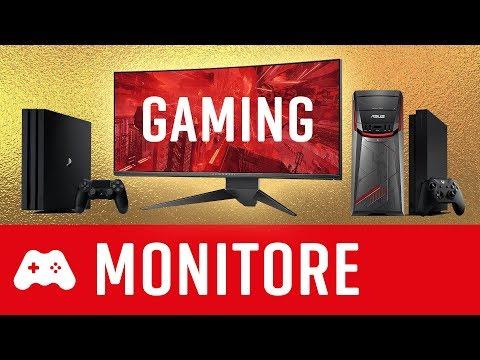 Gaming Monitor kaufen? Was beachten?