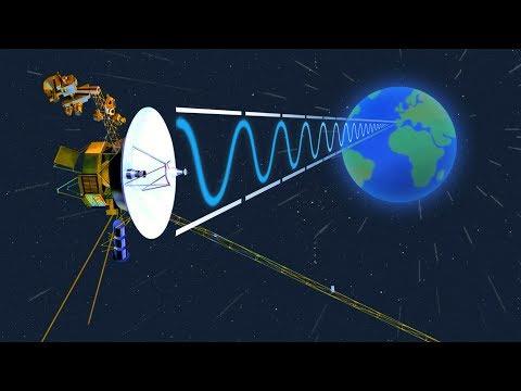 Jak dlouho můžeme komunikovat s Voyagerem 1?